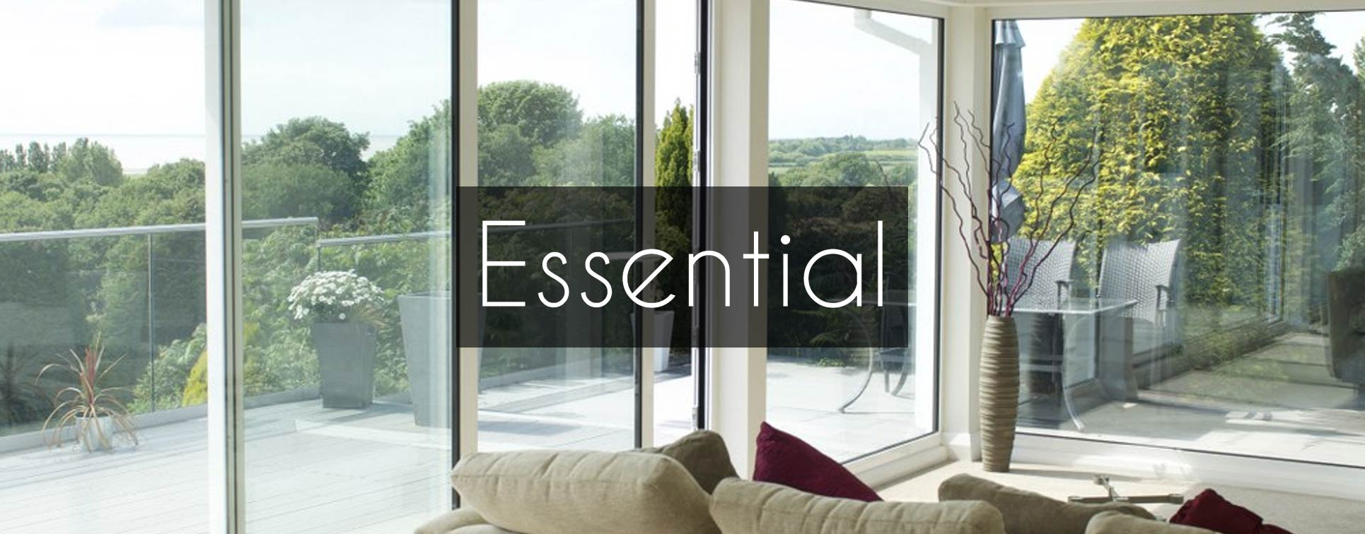 Essential sliding doors