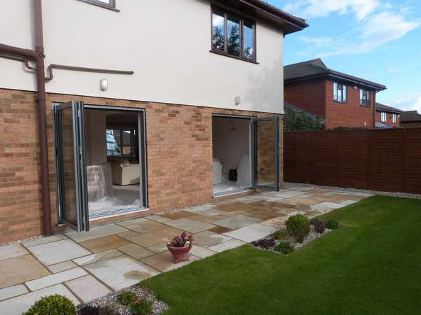 Replacemnet siding Ptio doors for 2 door Bi folds :